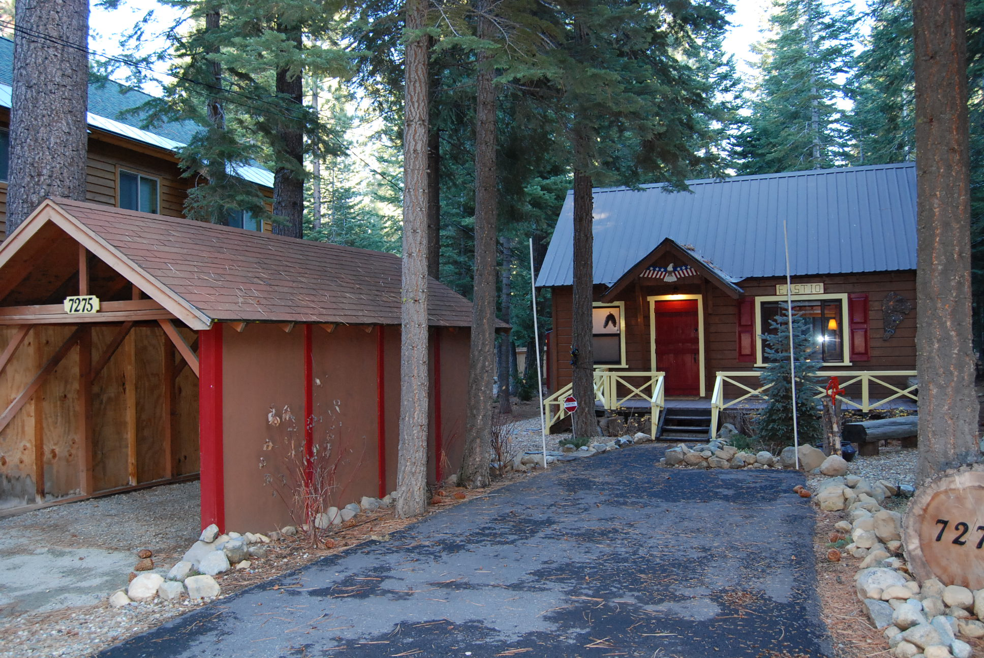 homes cabins tahoe estate info sale service lake trish real for south cabin forest hall