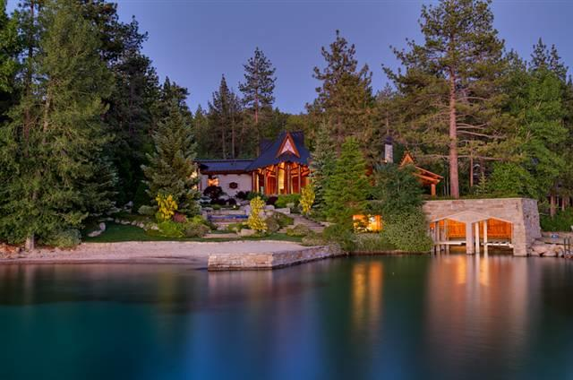 Top 5 Lake Tahoe's Most Expensive Homes Sold on the Real ...