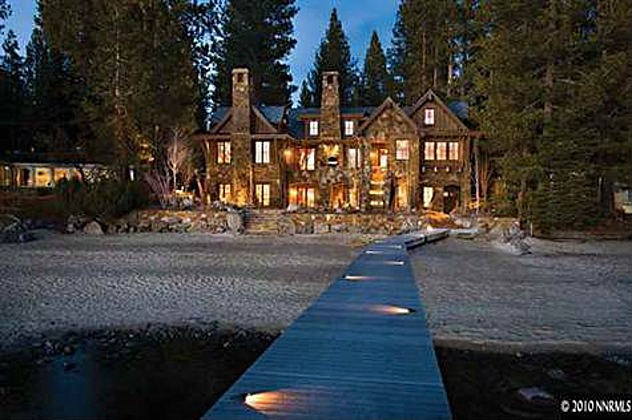 Lake Tahoe Real Estate Most Expensive Luxury Homes