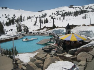 Squaw Valley Swimming Lagoon