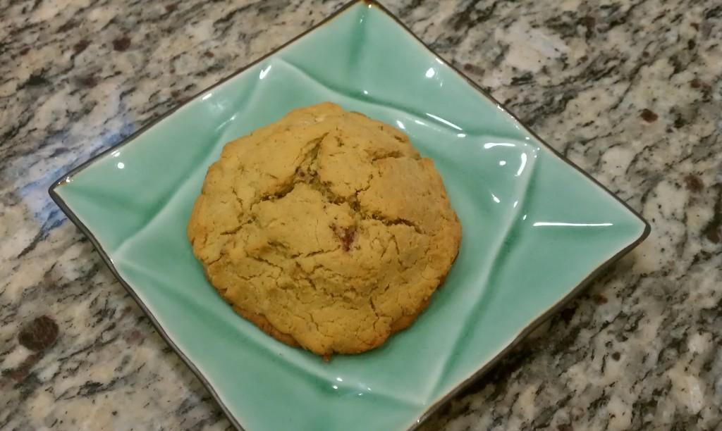 Sugar-free Gluten-free Raspberry Pastry
